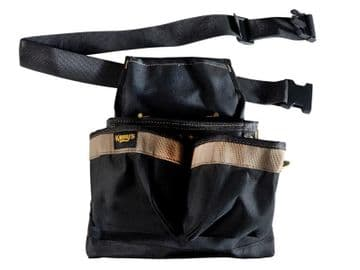 PK-1836 5 Pocket Framer's Nail/Tool Pouch With Belt